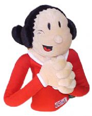 Olive Oyl Golf Driver Headcover- Popeyes Golf Partner
